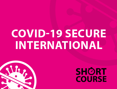 covid 19 course international