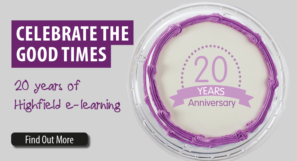 20 years of Highfield e-learning