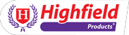 Highfield Products logo