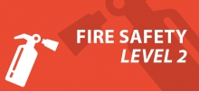 Level 2 fire safety e-learning course