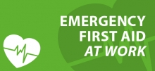 Emergency first aid at work e-learning course