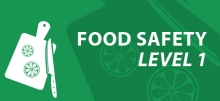 Level 1 food safety e-learning course