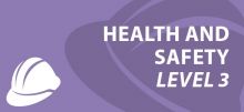 Level 3 health and safety e-learning course