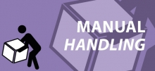 Manual handling e-learning course