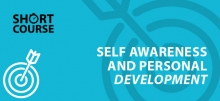 Self-awareness and personal development e-learning short course