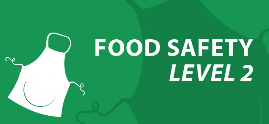 Level 2 food safety e-learning course