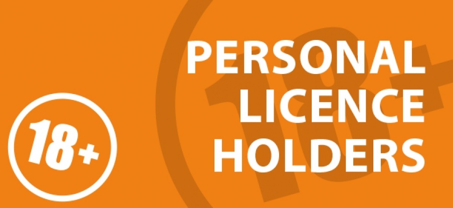 Personal licence holders e-learning course