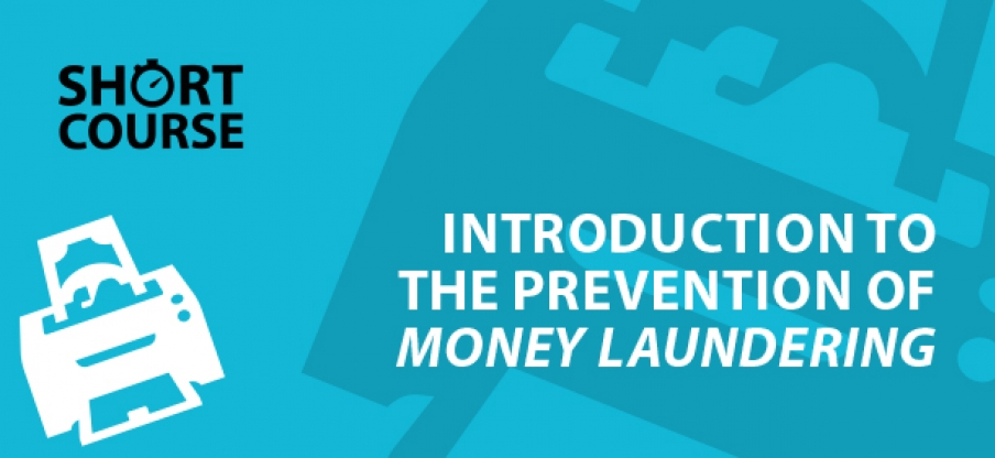 Introduction to the prevention of money laundering e-learning course