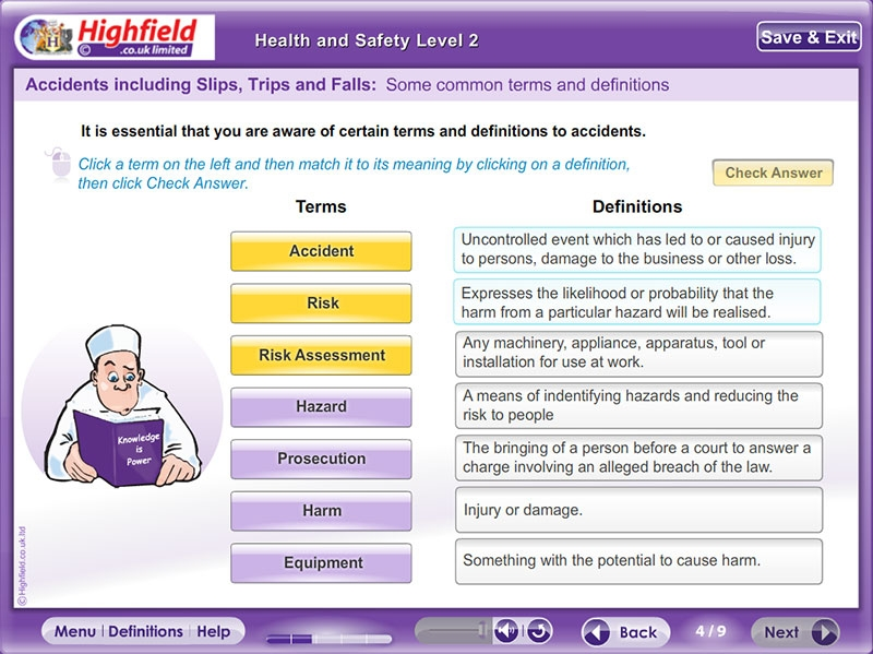 Highfield Question Food Safety Level  Answers