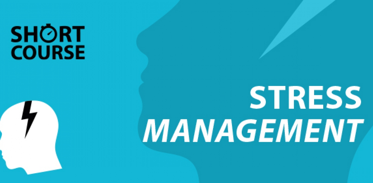 Stress management e-learning short course